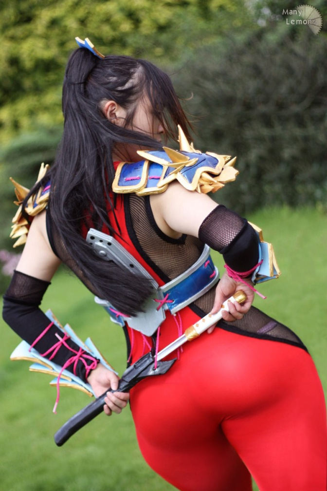 Cosplays Soul Calibur Edition
