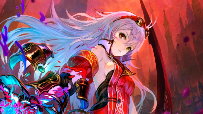 Vídeo Análise Nights of Azure PS4